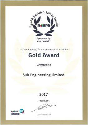 Awards Memberships Amp Accreditations Suir Engineering