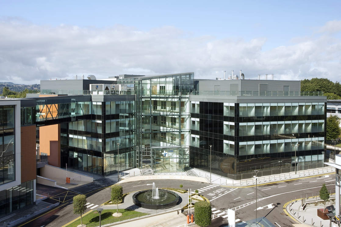 External View Of Mater Private Hospital Cork