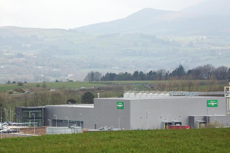 External View of Kerrygold Butter Packaging Facility Mitchelstown, Cork