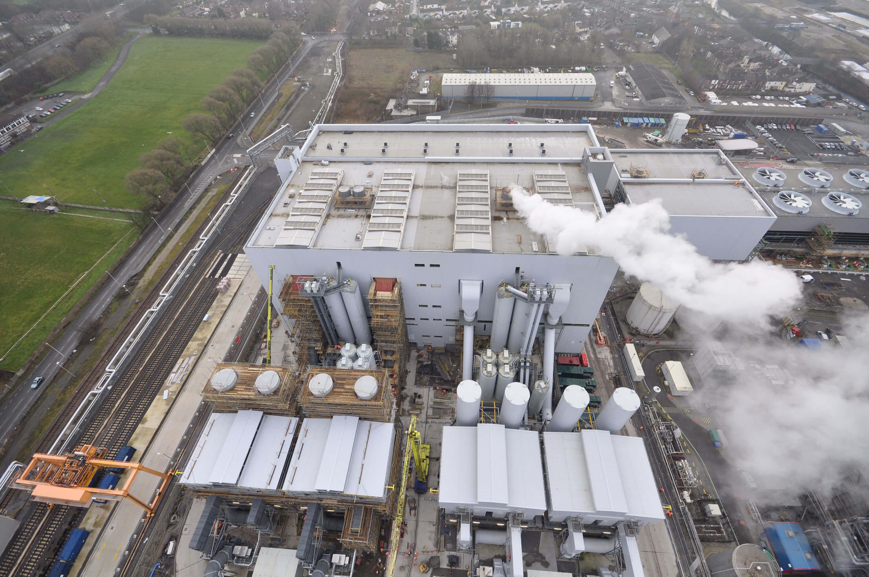 Runcorn Thermal Power Station
