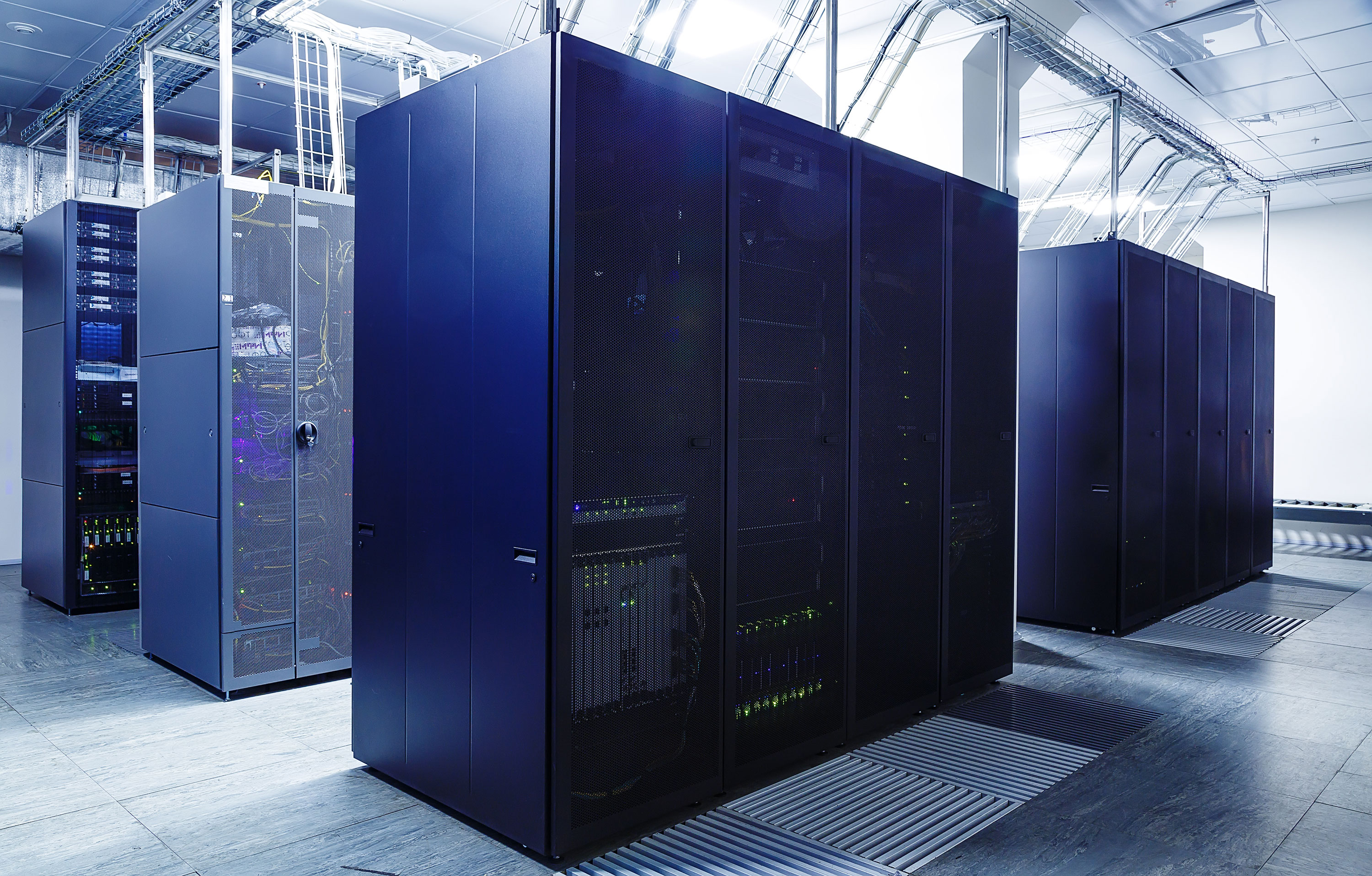 IBM-Data-Centre set up