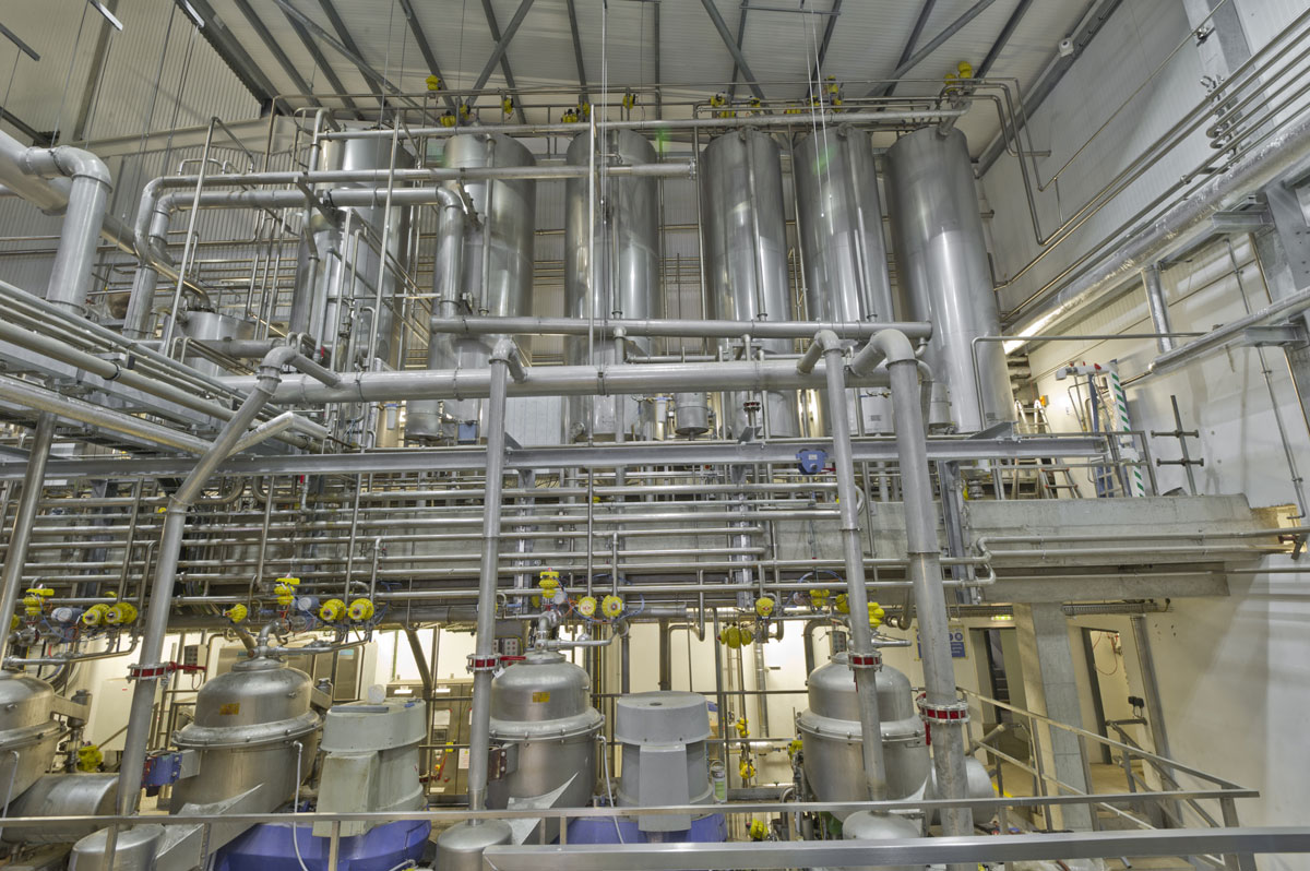 plant processing set up at Kerrygold Butter Packaging Facility Mitchelstown, Cork