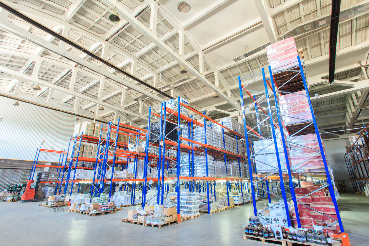 IKEA Dublin warehouse