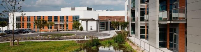 Curraheen Hospital External View