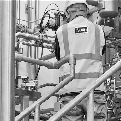 mechanical engineering being undertaken by a suir employee