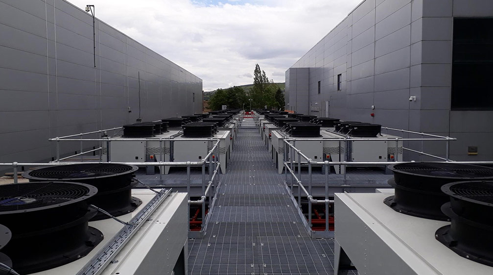 Data center systems provided by Suir