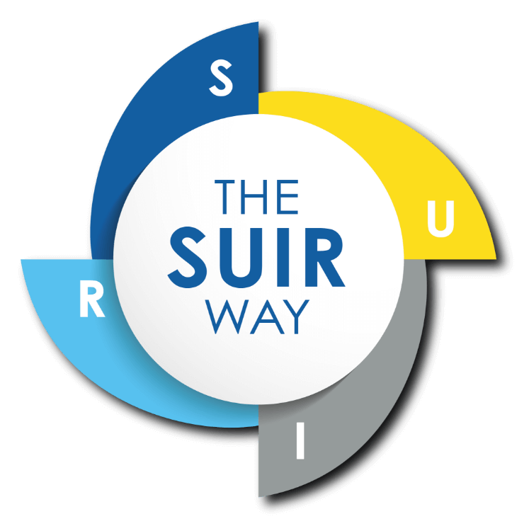 The suir way graphic large