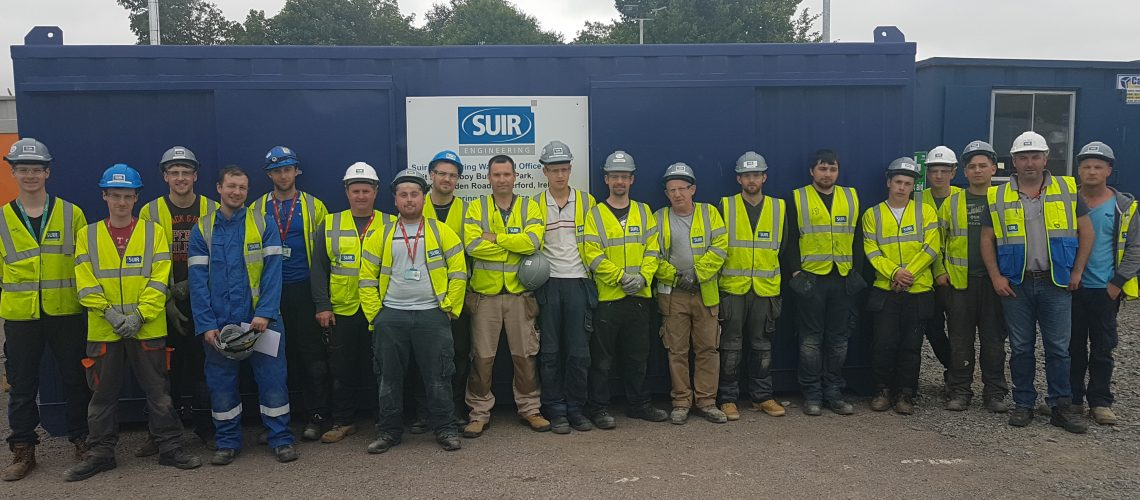 MSD Brinny announced Suir Engineering as their manufacturing partner of the month