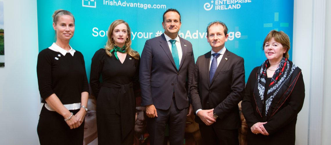 Enterprise Ireland Event Sweden with Taoiseach Leo Varadkar